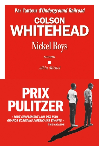 vignette de 'Nickel Boys (Colson Whitehead)'