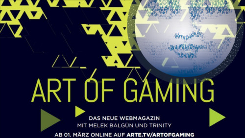 Logo de art of gaming