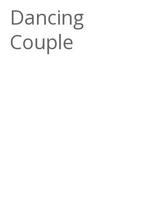 "Afficher ""Dancing Couple"""