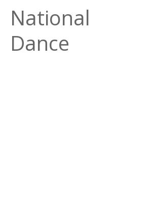 "Afficher ""National Dance"""