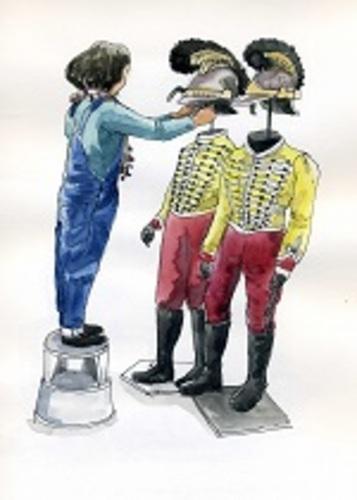 """Afficher """"Carnet de costumes : dans les coulisses du CNCS"""""""