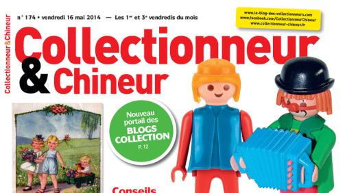 """Afficher """"Collectionneur et chineur"""""""