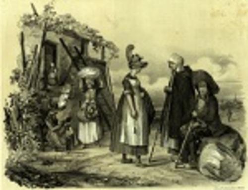 """Afficher """"Contes et folklore du Bourbonnais"""""""