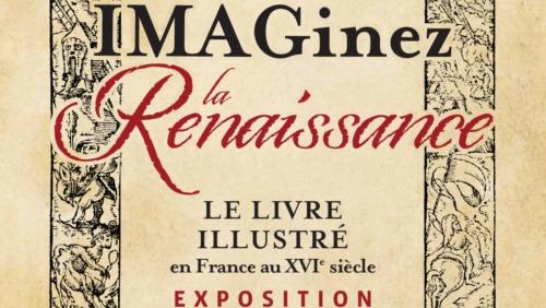 """Afficher """"IMAGinez la Renaissance"""""""