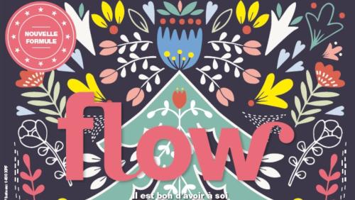 """Afficher """"Nouveau magazine : Flow"""""""
