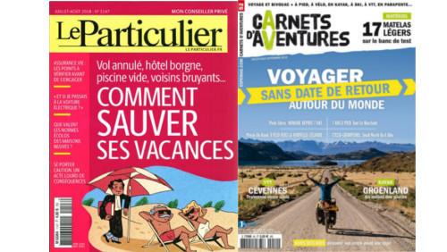 """Afficher """"Nouveaux magazines"""""""