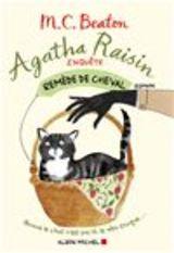 """Afficher """"Agatha Raisin enquête - Tome 2 : Remède de cheval"""""""
