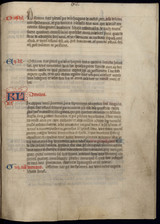 MS 13 - Obituaire de l'abbaye de Souvigny