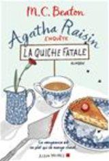 """Afficher """"Agatha Raisin enquête - Tome 1 : La quiche fatale"""""""