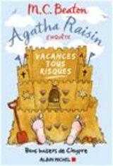 """Afficher """"Agatha Raisin enquête - Tome 6 : Vacances tous risques"""""""