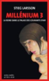 """Afficher """"Millénium 3 - La reine dans le palais des courants d'air"""""""