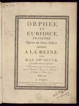 """Afficher """"Orphée et Eurydice"""""""