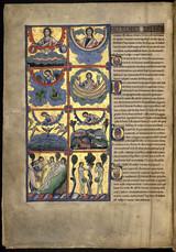 MS 1 - Bible de Souvigny