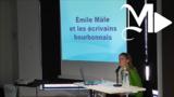 """Afficher """"Emile Mâle et les écrivains bourbonnais"""""""