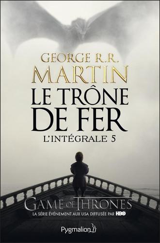 """Afficher """"Le Trône de Fer - L'Intégrale 5 (Tomes 13 à 15)"""""""