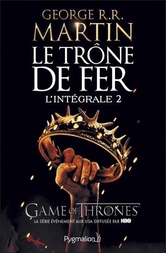 """Afficher """"Le Trône de Fer - L'Intégrale 2 (Tomes 3 à 5)"""""""