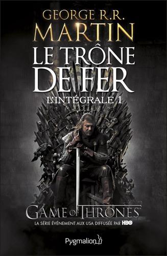 """Afficher """"Le Trône de Fer - L'Intégrale 1 (Tomes 1 et 2)"""""""