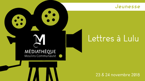 "Afficher ""Lettres à Lulu"""