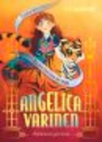"""Afficher """"Angelica Varinen (Enquête N° 4) - La malédiction du tigre"""""""