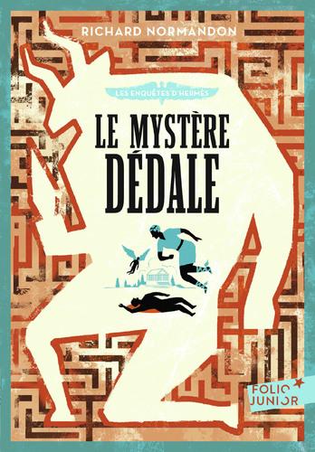 """Afficher """"Les enquêtes d'Hermès (Tome 1) - Le mystère Dédale"""""""