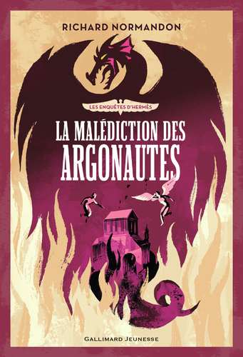 """Afficher """"Les enquêtes d'Hermès (Tome 3) - La malédiction des Argonautes"""""""