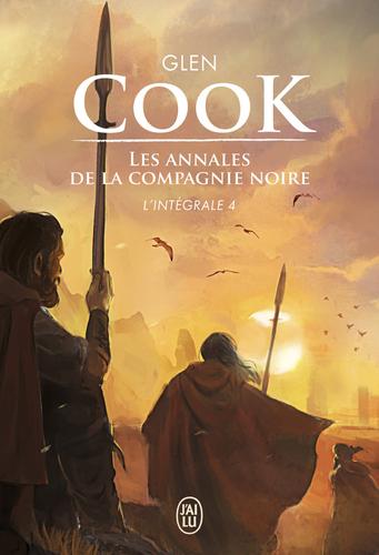 """Afficher """"Les annales de la Compagnie noire - L'Intégrale 4 (Tomes 9 et 10)"""""""