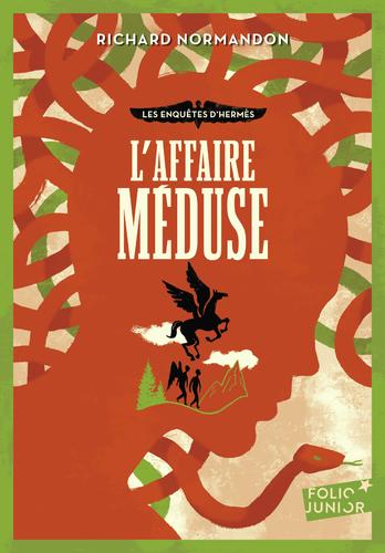 """Afficher """"Les enquêtes d'Hermès (Tome 2) - L'affaire Méduse"""""""