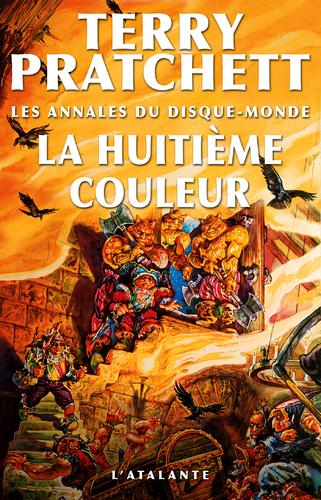 """Afficher """"La Huitième Couleur"""""""