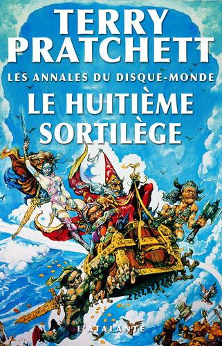 """Afficher """"Le Huitième Sortilège"""""""