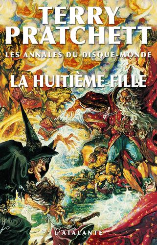 """Afficher """"La Huitième Fille"""""""