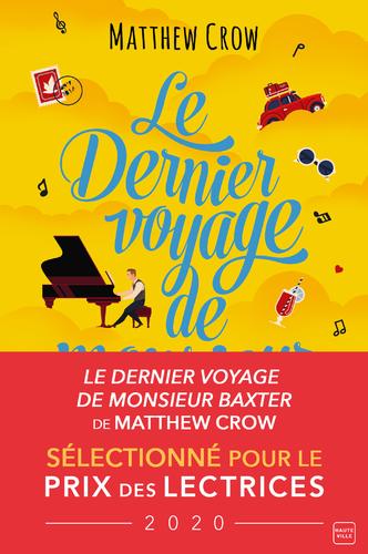 """Afficher """"Le Dernier Voyage de monsieur Baxter"""""""