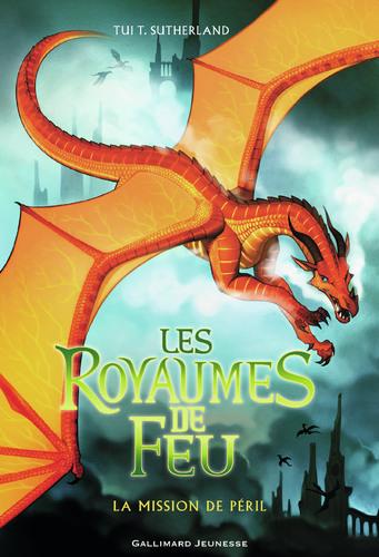 """Afficher """"Les Royaumes de Feu (Tome 8) - La Mission de Péril"""""""