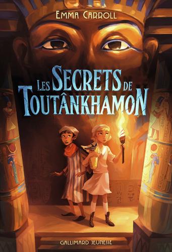 """Afficher """"Les Secrets de Toutânkhamon"""""""