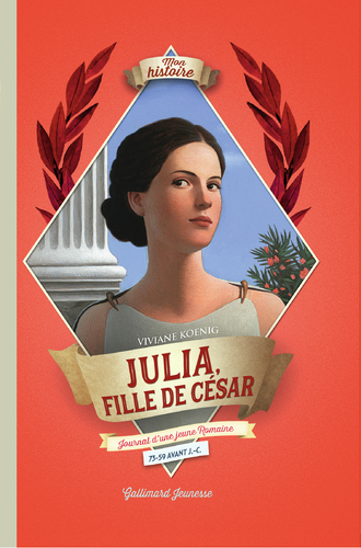 """Afficher """"Julia, fille de César"""""""