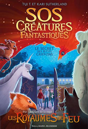 """Afficher """"SOS Créatures fantastiques (Tome 1) - Le Secret des petits griffons"""""""