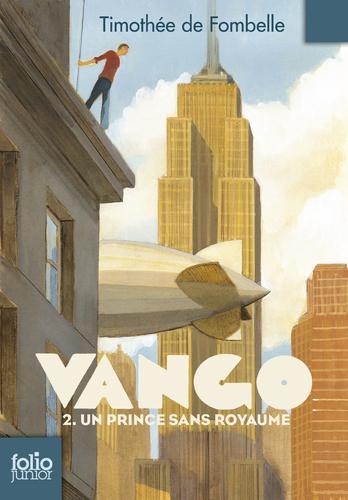 """Afficher """"Vango (Tome 2) - Un prince sans royaume"""""""