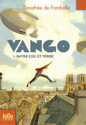 """Afficher """"Vango (Tome 1) - Entre ciel et terre"""""""