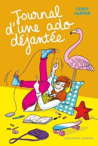 """Afficher """"Journal d'une ado déjantée - tome 1"""""""