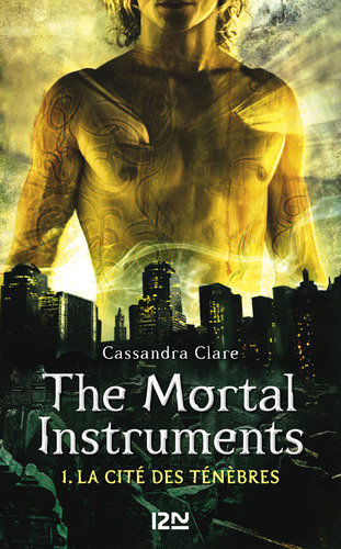 "Afficher ""The Mortal Instruments - tome 1"""