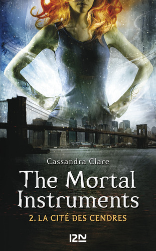 "Afficher ""The Mortal Instruments - tome 2"""