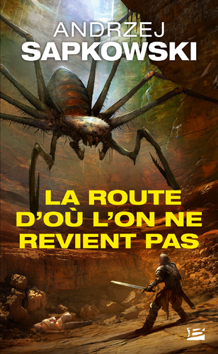 "Afficher ""The Witcher : La Route d'où l'on ne revient pas"""