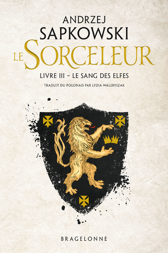 "Afficher ""The Witcher : Le Sang des elfes"""