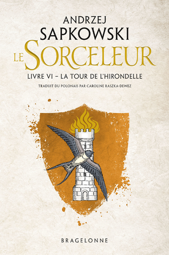 "Afficher ""The Witcher : La Tour de l'Hirondelle"""