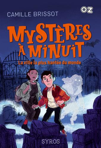 """Afficher """"Mystères à Minuit - collection OZ"""""""