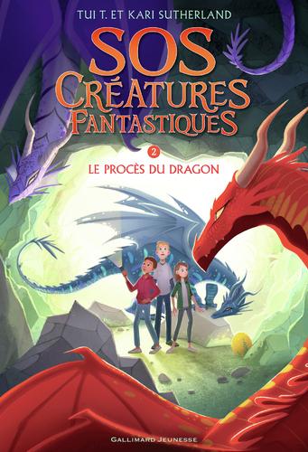 """Afficher """"SOS Créatures fantastiques (Tome 2) - Le Procès du dragon"""""""