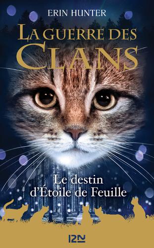 """Afficher """"La Guerre des Clans HS : Le destin d'Étoile de Feuille"""""""