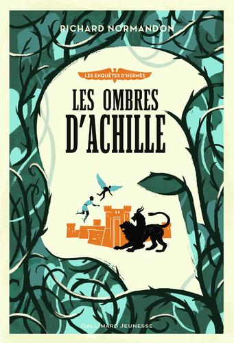 """Afficher """"Les enquêtes d'Hermès (Tome 4) - Les ombres d'Achille"""""""