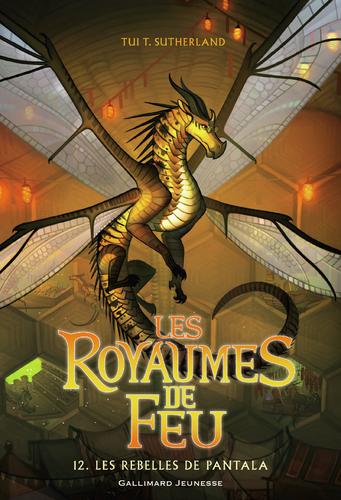 "Afficher ""Les Royaumes de Feu (Tome 12) - Les rebelles de Pantala"""