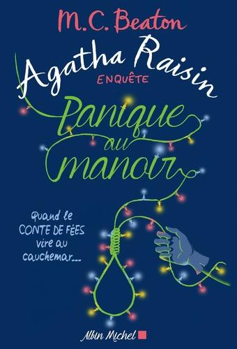 """Afficher """"Agatha Raisin enquête 10 - Panique au manoir"""""""