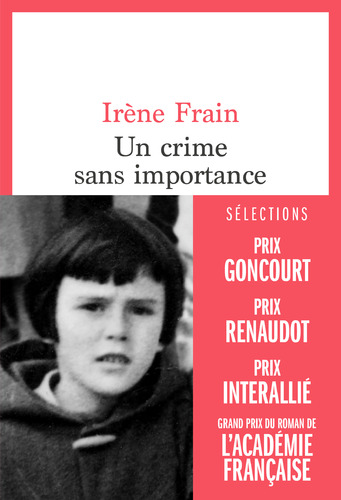 "Afficher ""Un crime sans importance"""